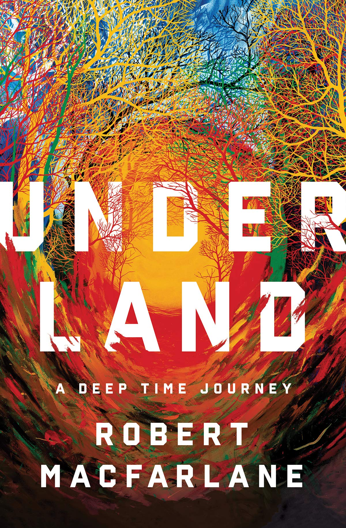 Underland Book Cover Image