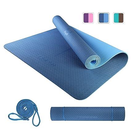PROIRON Colchón para Yoga TPE Antideslizante Ideal para ...