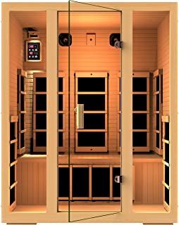 Amazon.com : Almost Heaven Saunas Bluestone Indoor Sauna (2-3 ...