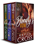 Colebrook Siblings Trilogy Box Set (Colebrook Siblings Triolgy)