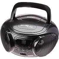 Audio Mp3, Philco, 066603377, Preto, Pequeno