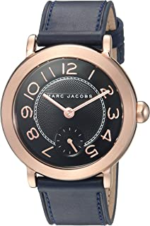 f77c044c54ef3 Amazon.com: Marc Jacobs Women's Riley Stainless Steel Quartz Watch ...