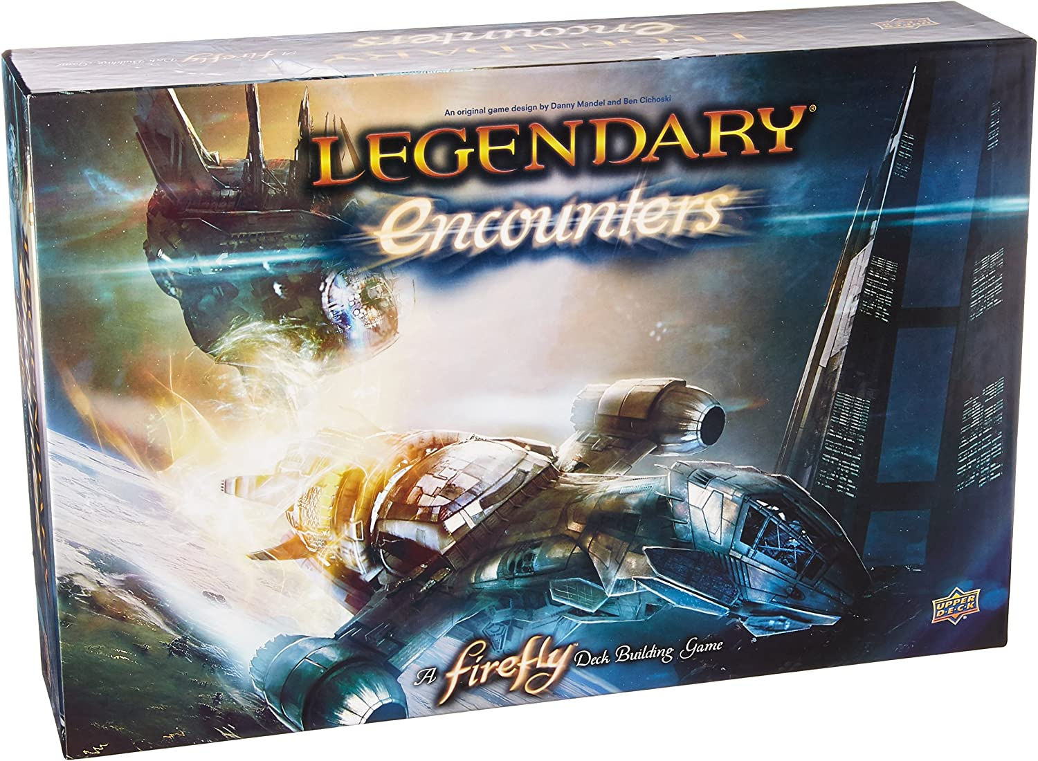 Legendary Encounters Deck Building Game: A Firefly Deck Building ...