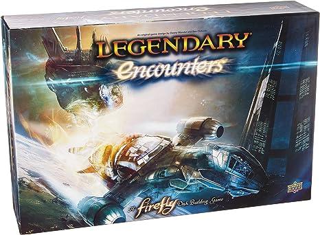 Legendary Encounters Deck Building Game: A Firefly Deck Building Game: Amazon.es: Juguetes y juegos