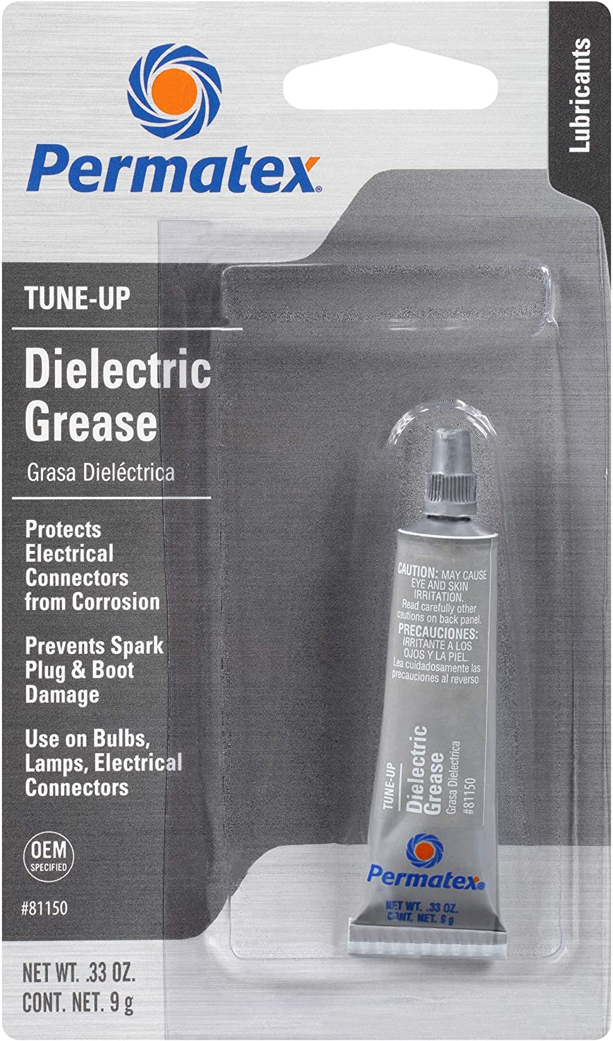 Permatex 81150 Dielectric Tune-Up Grease.33 oz Tube: Automotive