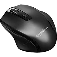 AmazonBasics Ergonomic Wireless Mouse