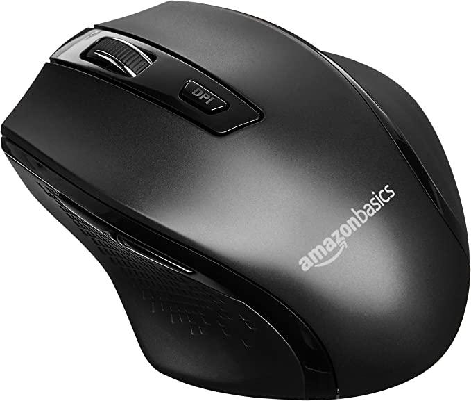 AmazonBasics, Mouse ergonómico inalámbrico oficina