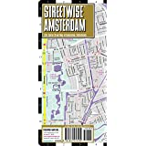 Streetwise Amsterdam Map - Laminated City Center Street Map of Amsterdam, Netherlands: Folding Pocket Size Travel Map (Streetwise (Streetwise Maps))