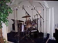 Pennzoni Display Drum Shield DS4D