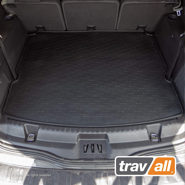 Travall® Liner Kofferraumwanne TBM1136 - Maßgeschneiderte Gepäckraumeinlage mit Anti-Rutsch-Beschichtung