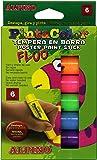 Alpino PX000006 - Témpera sólida, 6 unidades, multicolor