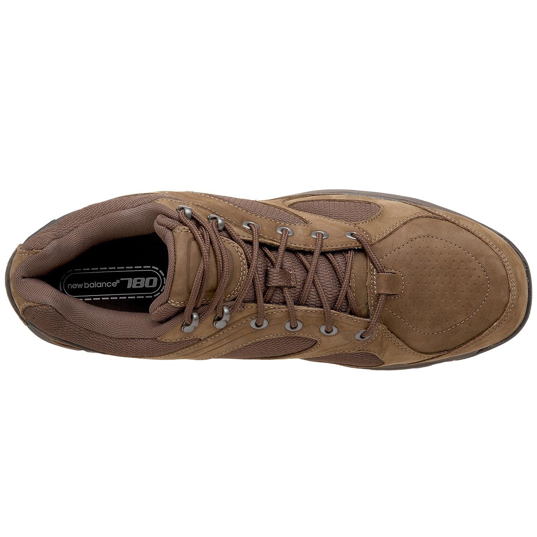 Amazon.com | New Balance Men\u0027s MW780 Walking Shoe, Brown, 15 D US | Walking