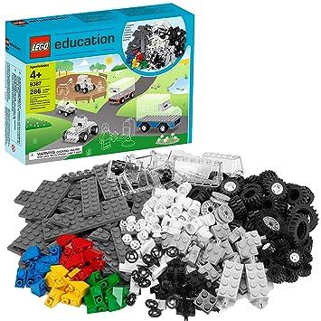 LEGO 9387 Education - Ruedas (nueva versión): Amazon.es: Juguetes y juegos