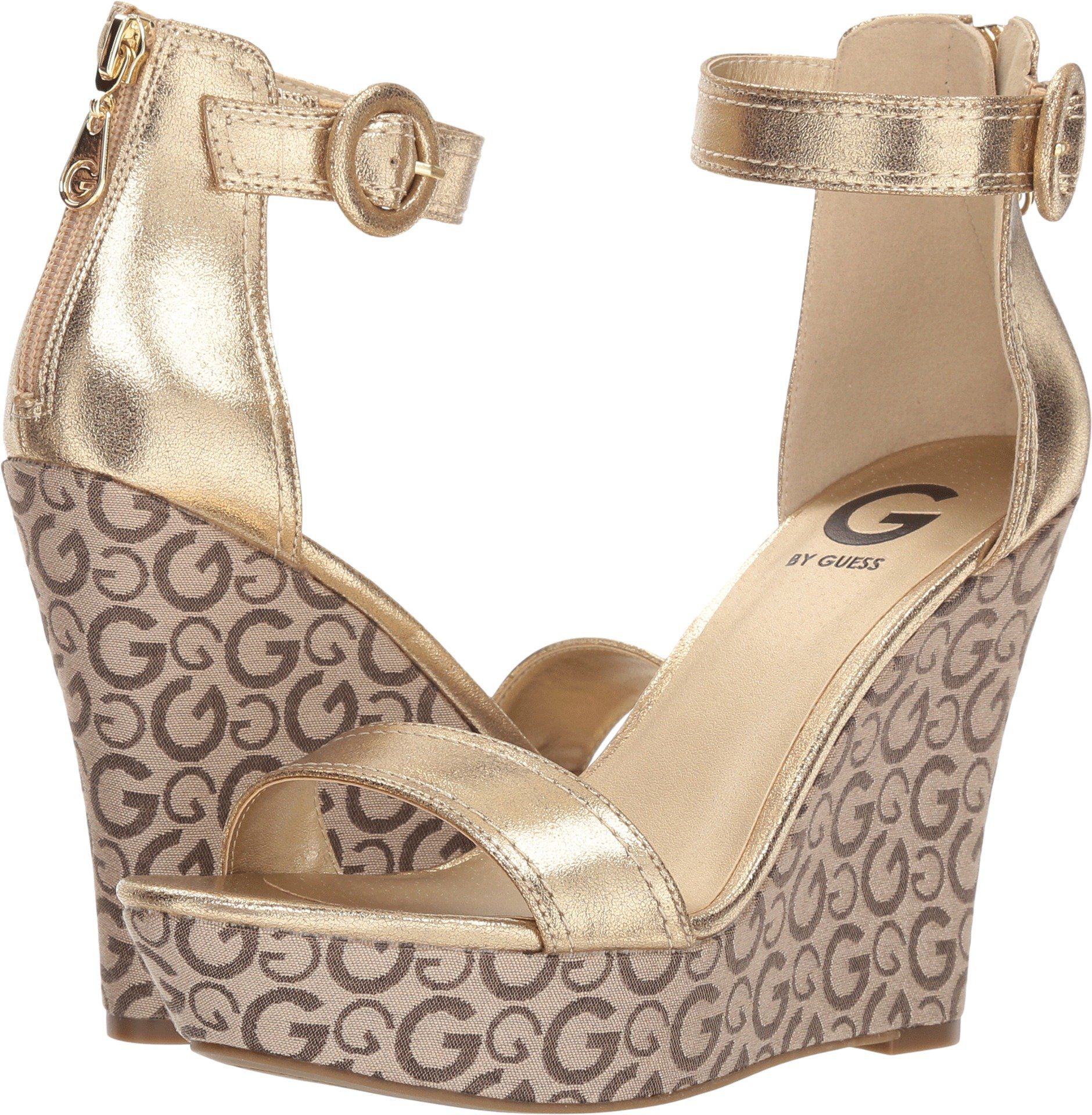 G by GUESS Women's Donny Gold 10 M US