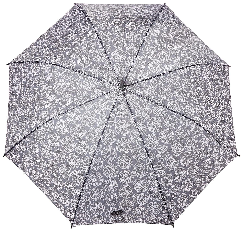 IKEA KNALLA paraguas plegable, gris y blanco: Amazon.es: Deportes y aire libre