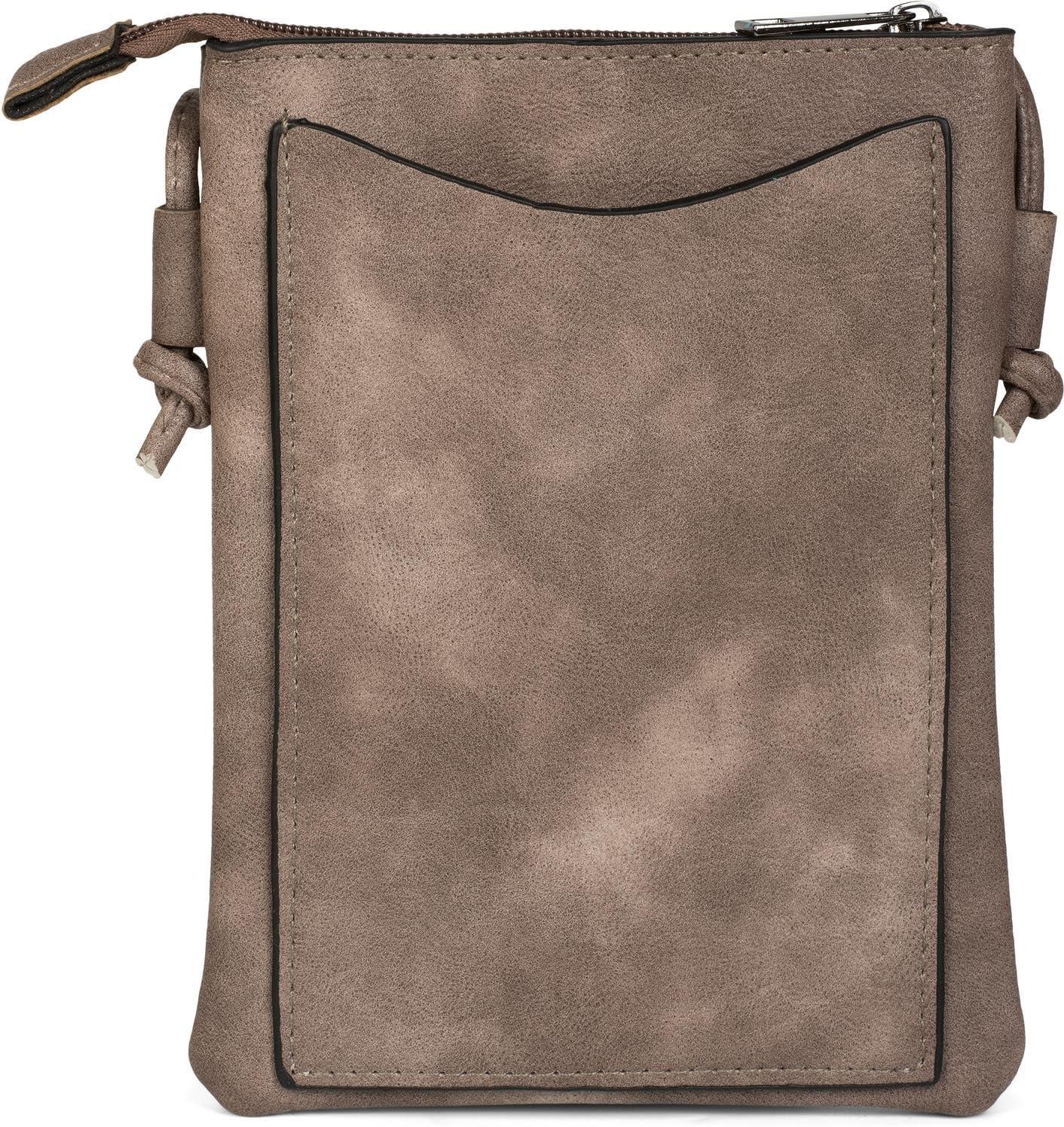 da donna 02012235 borsa styleBREAKER mini bag borsa a tracolla con borchie disposte a stella colore:Cognac borsa a spalla borsa a mano