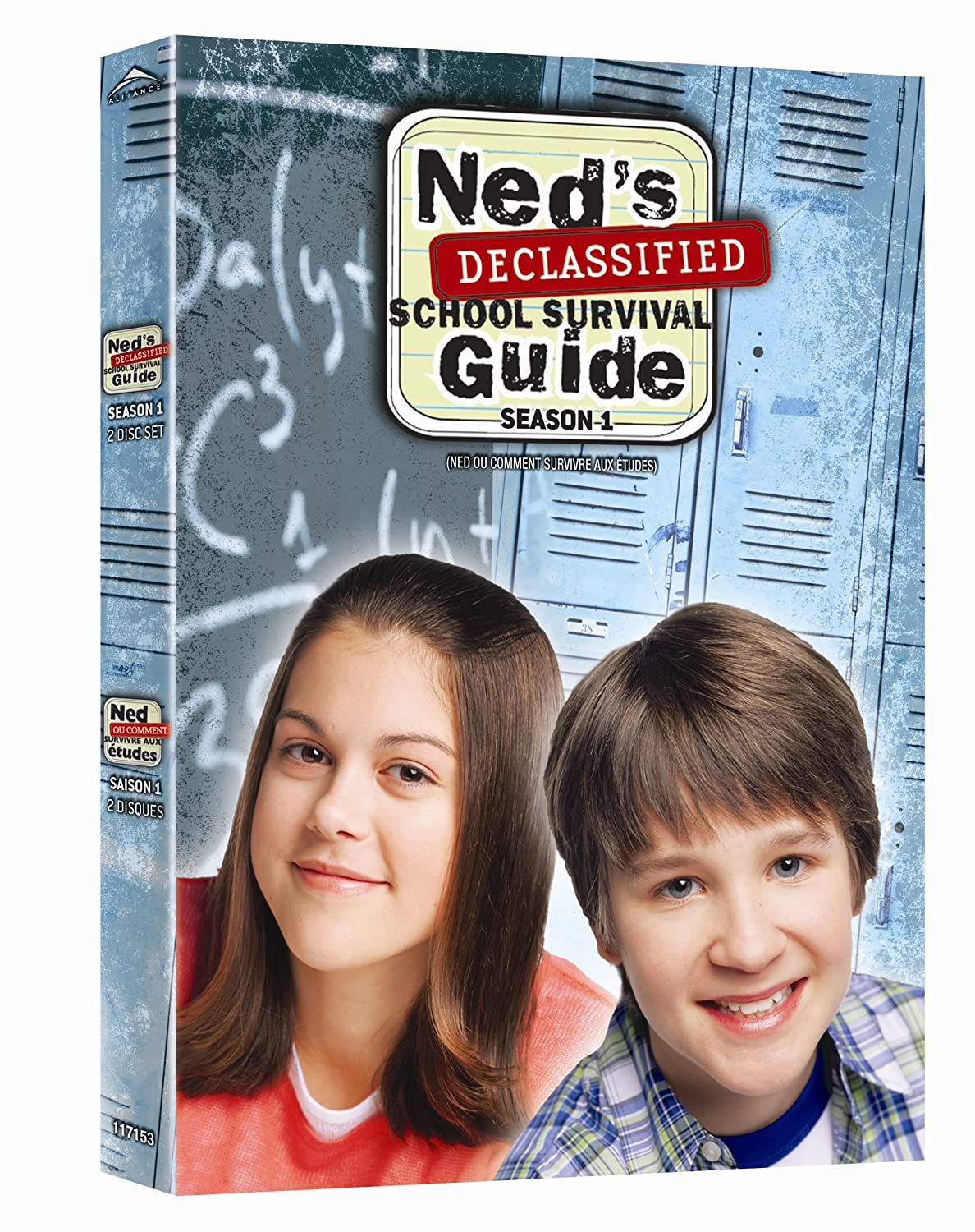 Amazon Com Ned S Declassified School Survival Guide Season One
