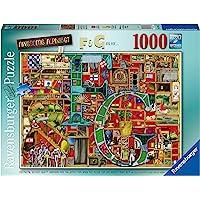 Ravensburger - Awesome Alphabet F & G Puzzle 1000 Piece Puzzle