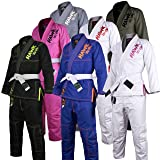 Hawk Kids Brazilian Jiu Jitsu Suit Youth Children