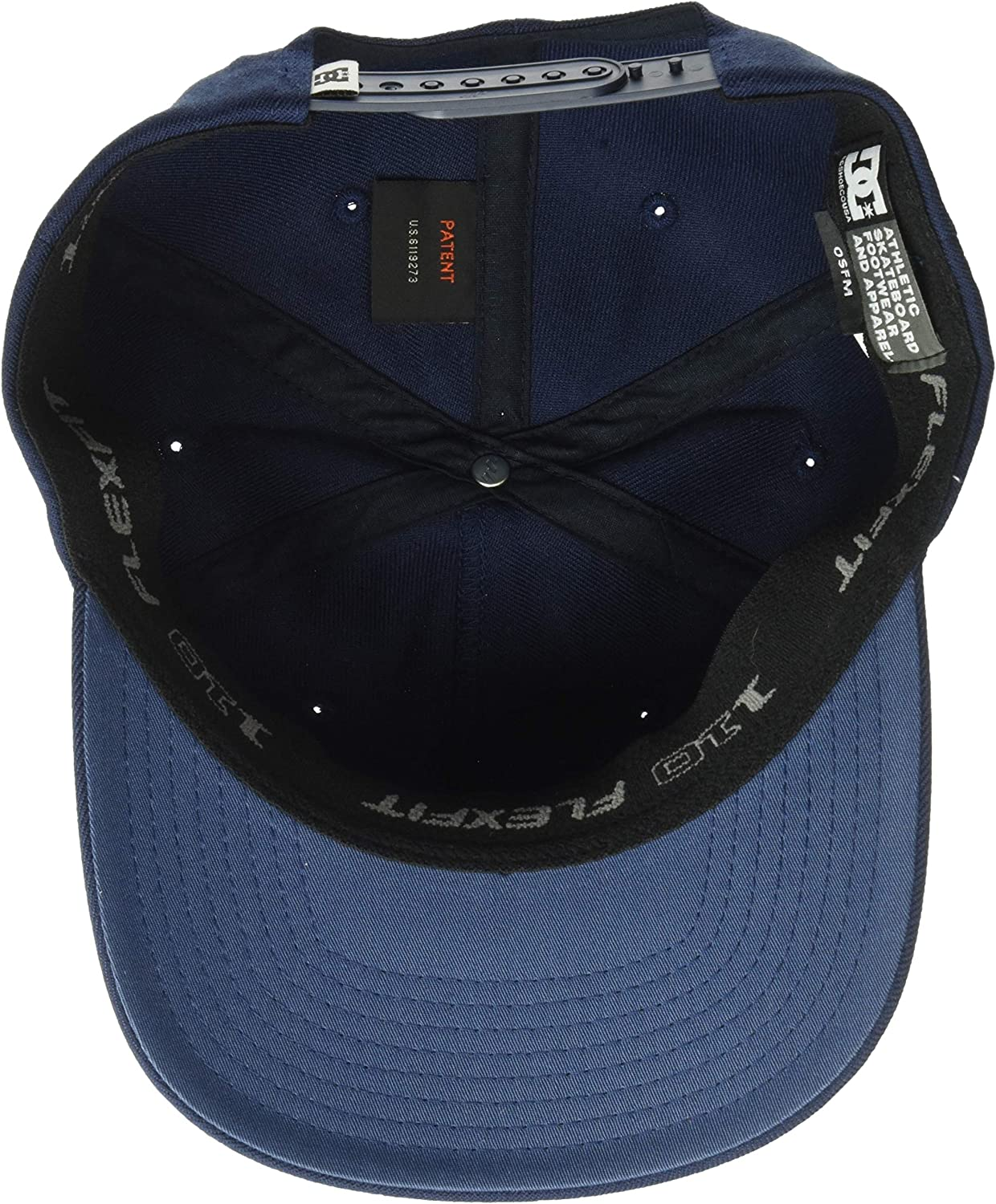 DC Mens Tillers Trucker Hat