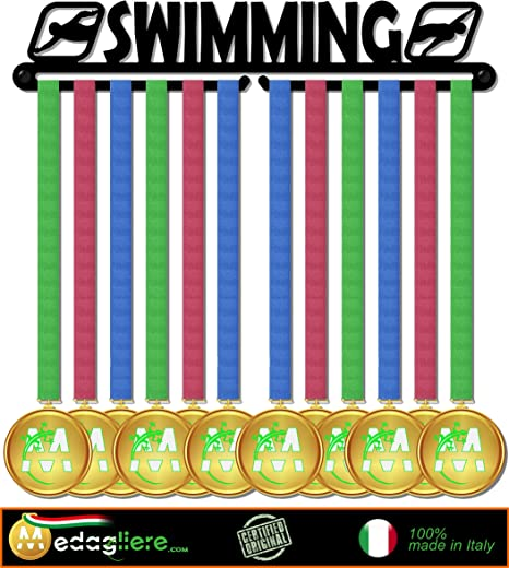 Porta medaglie//Medagliere da Parete Medal Hanger MEDALdisplay Half Marathon