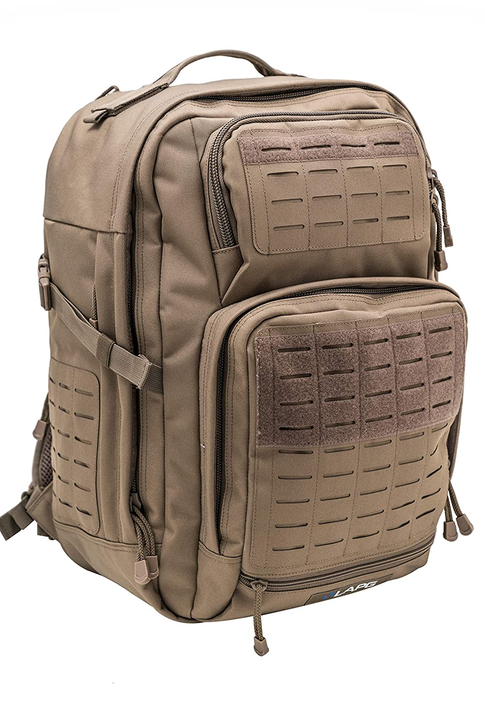 LA Police Gear Atlas 24H MOLLE Tactical Backpack for Hiking, Rucksack, Bug  Out, or Hunting