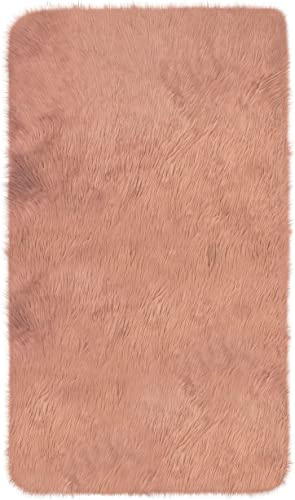 Jean Pierre Faux-Fur Area Rug