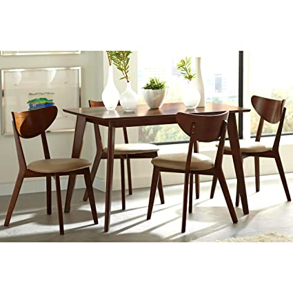 Amazon.com - A Line Furniture Peony Retro Mid-Century Style ...