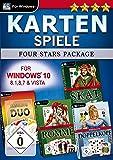 Kartenspiele Four Stars für Windows 10 (PC)
