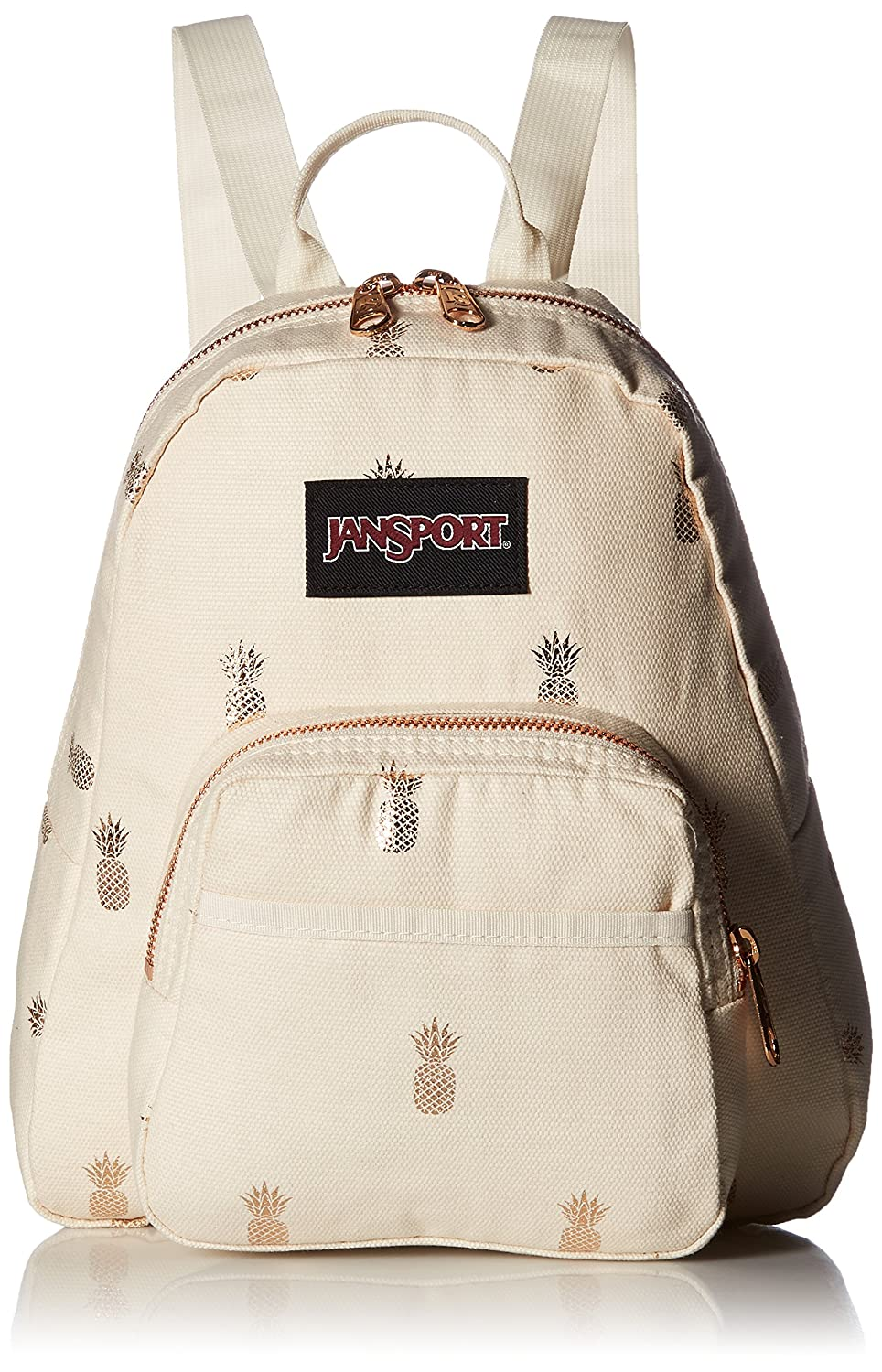 a025e08163d Amazon.com | JanSport Half Pint FX Mini Backpack - Isabella Pineapple |  Casual Daypacks