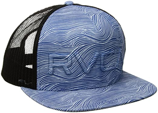 66ce84f424876 Amazon.com  RVCA Women s Sameness Trucker Hat