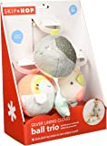 Skip Hop Silver Lining Cloud Ball Trip Activity Toys, Multi, (3/pack)