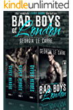 Bad Boys of London: The Complete GYPSY HEROES Collection