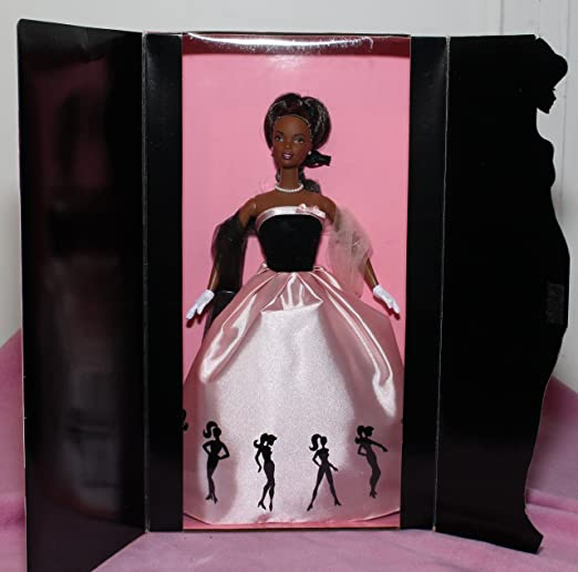 Timeless Silhouette Barbie - African-American: Amazon.es: Juguetes ...
