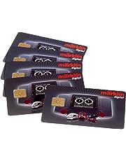 Märklin 60135  - Locomotora tarjeta-Set (5 tarjetas) [importado de Alemania]