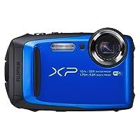 Fujifilm XP90 Waterproof Digital Camera Blue