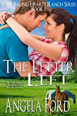 The Letter Left (The Healing Hearts Ranch Book 1) Kindle Edition