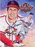 Stan Musial St. Louis Cardinals Autographed