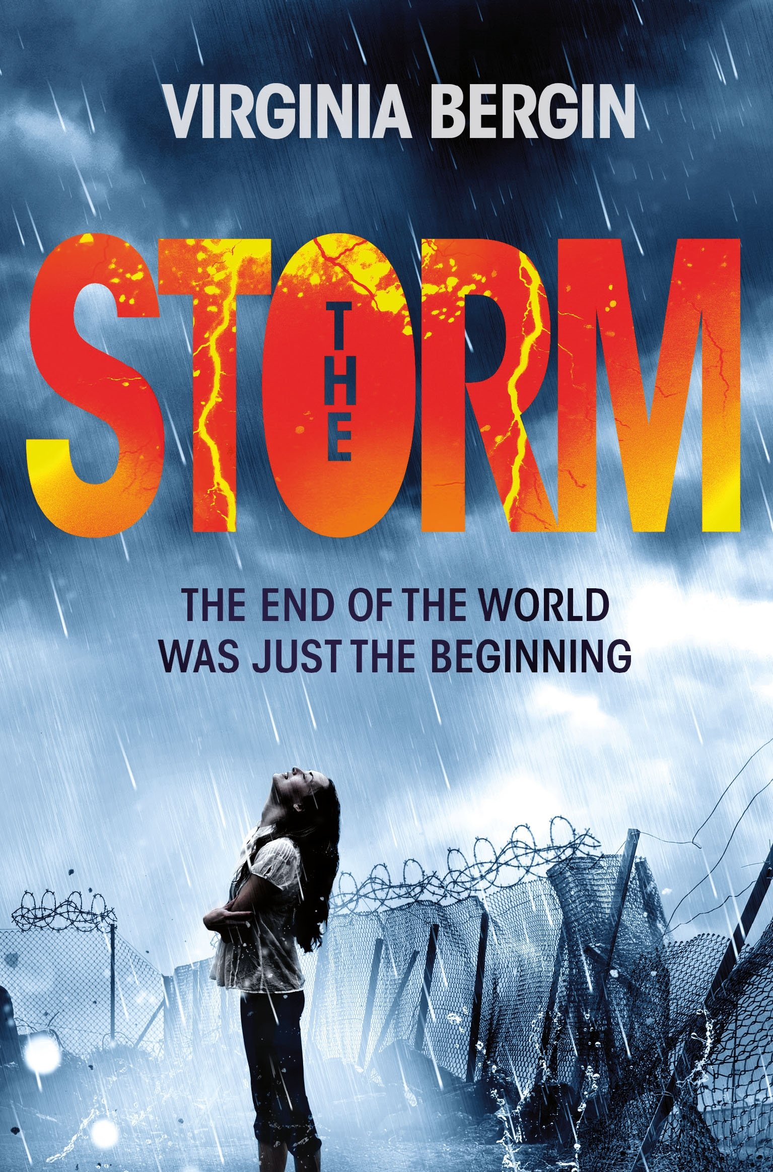 Buy THE STORM by Virginia Bergin