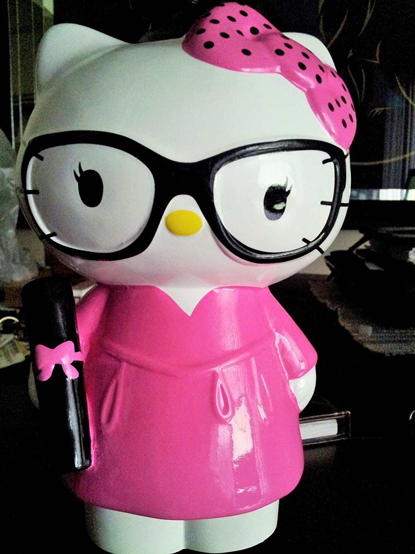 Hello Kittyセラミック卒業式Bank Limited Edition 2014   B00JYOIGEK