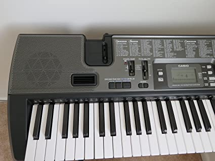 Casio CTK-720 Teclado Musical de 61 Teclas: Amazon.es: Electrónica