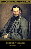 Leo Tolstoy: The Classics Collection [newly updated] [19 Novels and Novellas] (Golden Deer Classics) (English Edition)