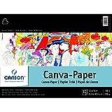 """Canson Foundation Series Canva-Paper Almohadilla, 0, 0, 12""""X16"""", 1"""