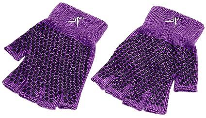 ProSource Grippy Yoga Gloves, Antideslizante sin Dedos ...