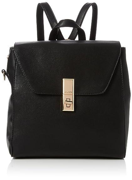 Aldo Womens Sunriver Backpack Handbag Black (Black)  Amazon.co.uk ... 1363c711f36e2