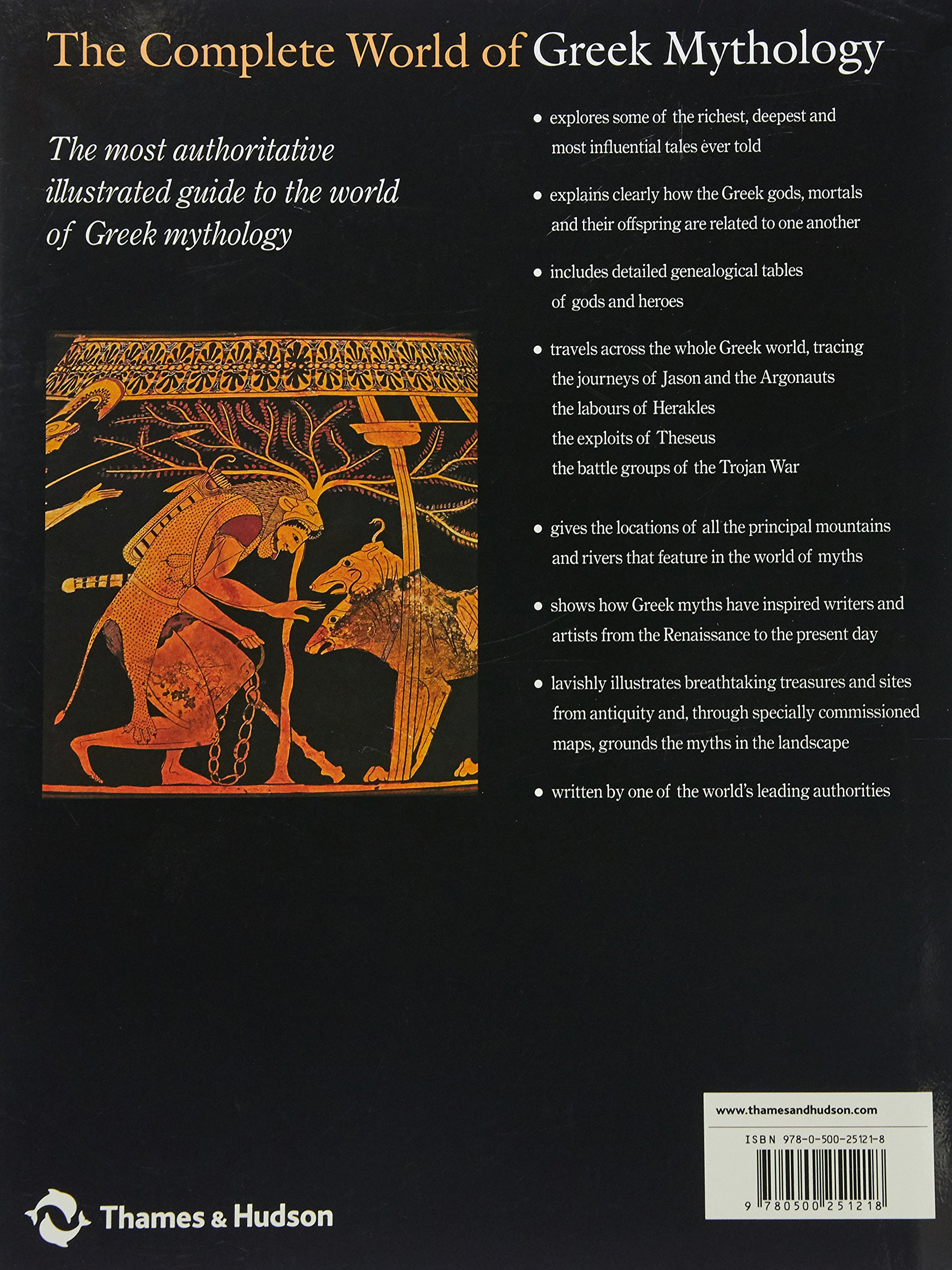 Complete World of Greek Mythology The Complete Series