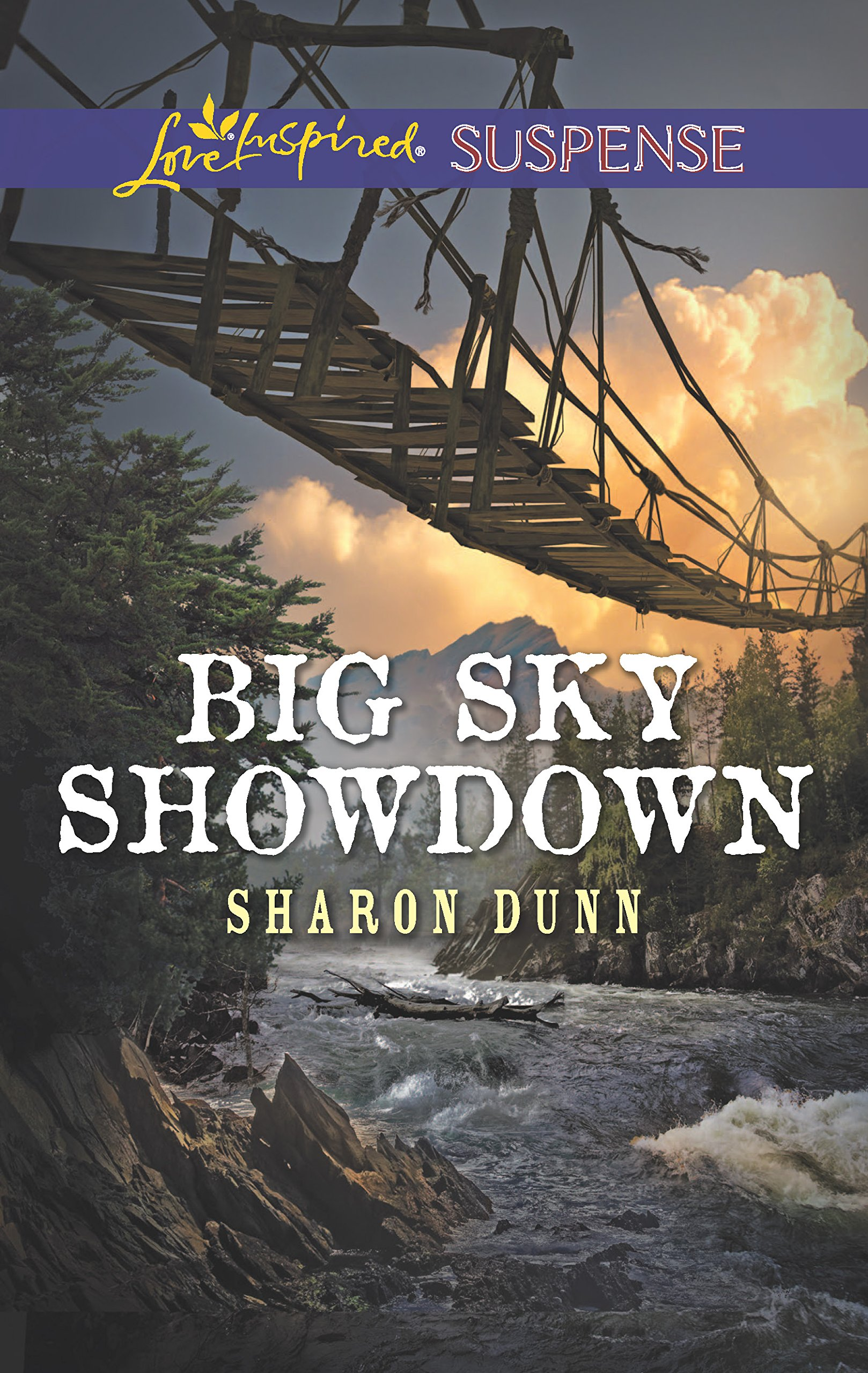 Download Big Sky Showdown (Love Inspired Suspense) ebook