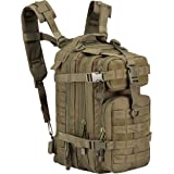 Small Military Assault backpack Tactical Waterproof Backpack hydration backpack pack camel pack for outdoor Camping Hiking Trekking and Sports