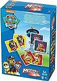 PAW PATROL Pat' Patrouille 6033301 Spin Master Jeu de mémoire avec Cartes