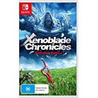 Xenoblade Chronicles: Definitive Edition - Nintendo Switch